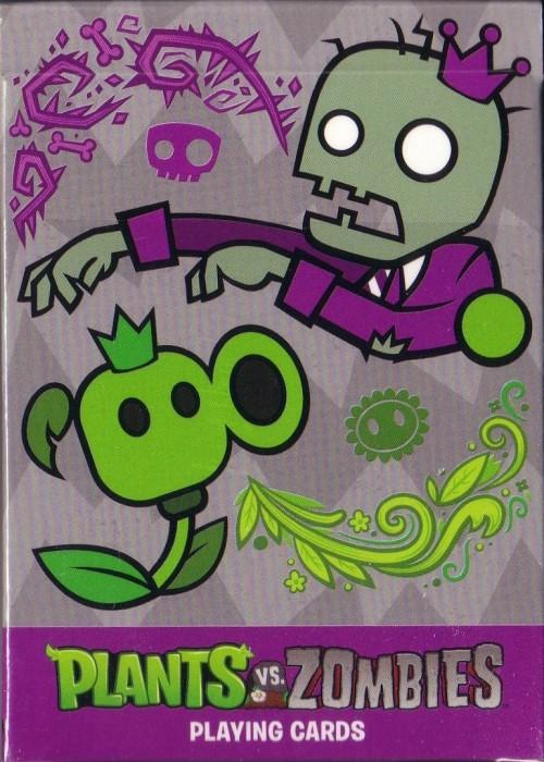 Action- & Spielfiguren PLANTS VS ZOMBIES PLAYING CARDS